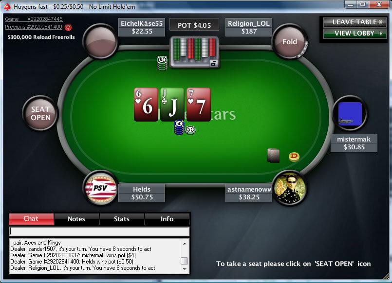 The Star Poker Tournaments